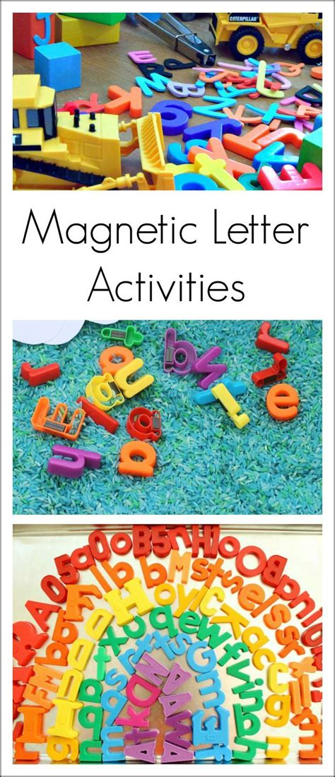 kindergarten activities with magnetic letters 257 best abc alphabet ideas for early childhood images on
