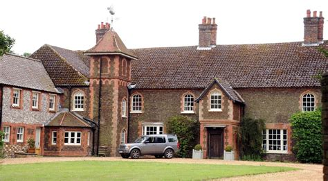 anmer hall in norfolk the stunning 10 bedroom anmer hall on the queen s
