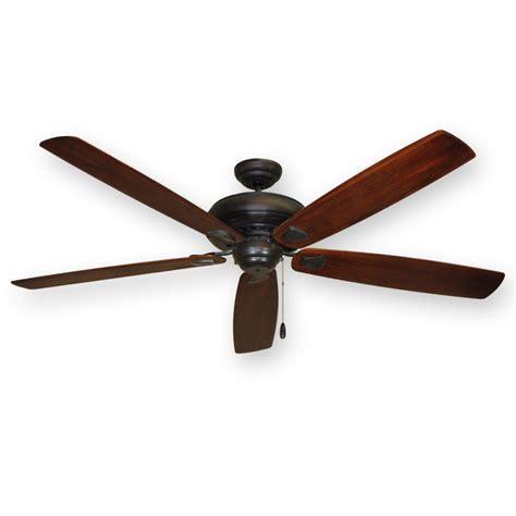 oiled bronze ceiling fan oil rubbed bronze 750 series tiara ceiling fan 72 quot by