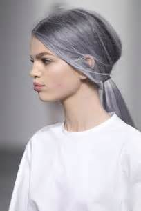 silver gray hair color grey hair on silver hair gray hair colors and
