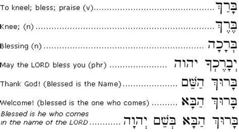 hebrew word for comfort hebrew word of the week vzot haberakhah