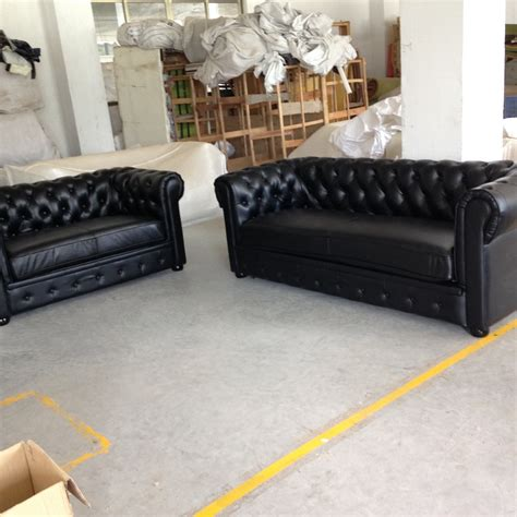 chesterfield sofa leather for sale aliexpress com buy 2015 new arrival genuine leather