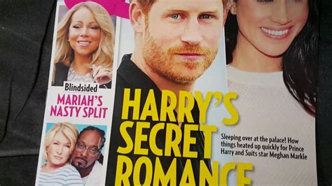 Us Weekly Goes Bald On This Weeks Cover by Us Weekly Magazine November 14 2016 Cover Prince Harry