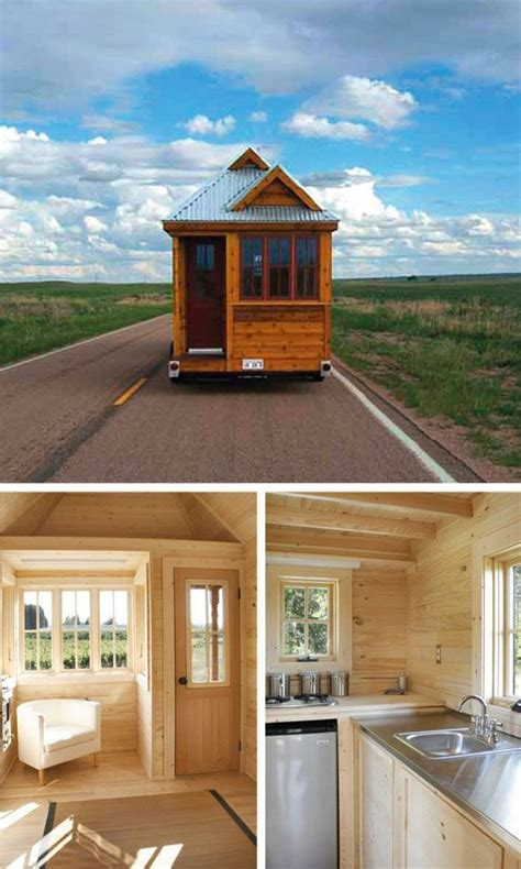 Tiny House Ideas Picmia Tumbleweed Tiny Houses On Wheels