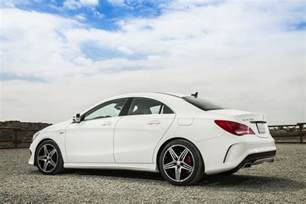 Mercedes Benze 2015 Mercedes Cla250 4matic Review Term Update 5