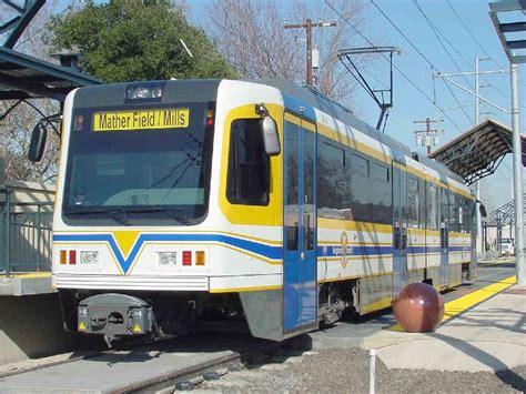 Rt Light Rail by Sacramento Light Rail South Line Opens On Time On Budget