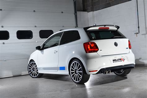 Karpet Custom Ss Vw Golf Mk7 Premium 20mm volkswagen polo r wrc 2013 and later performance exhaust systems