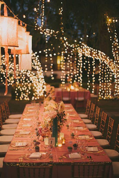 string lights for wedding reception breathtaking wedding reception d 233 cor ideas with string