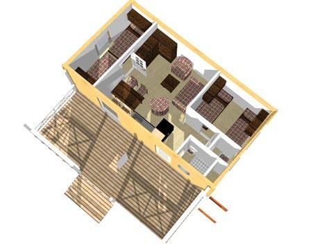 terrasse holz unterbau 830 mobilheim gro 223 lili 4 5 x 8 30 m bausatz aus holz dr
