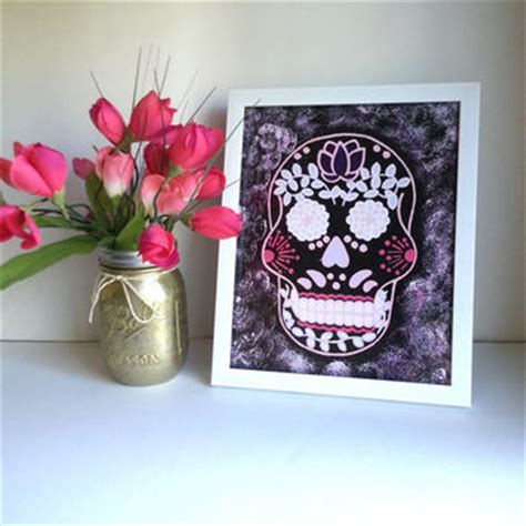 sugar skull home decor shop sugar skull home decor on wanelo