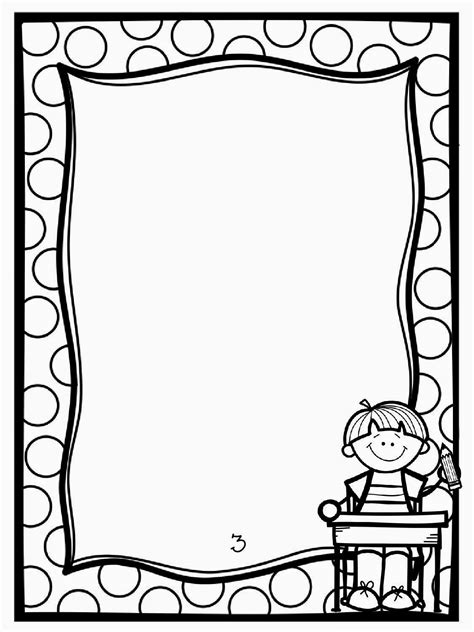 d mcdonald designs coloring book 2017 books frame clipart for black and white clipartxtras