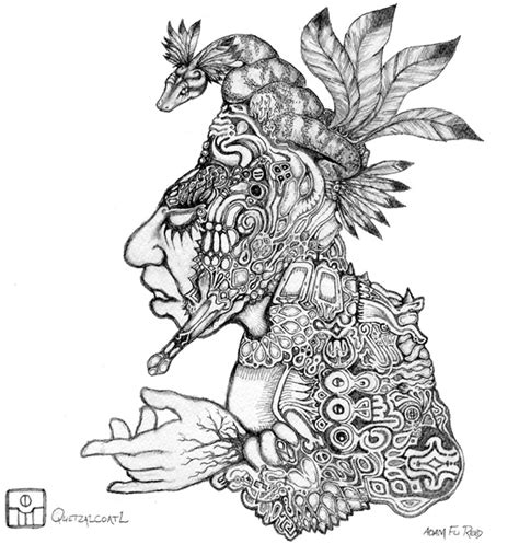 imagenes brujos mayas quetzalcoatl pictures pics images and photos for your