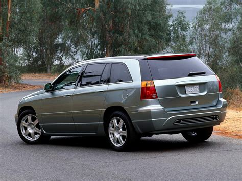 2002 Chrysler Pacifica by Chrysler Pacifica Concept Cs 01 2002