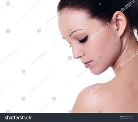 Skin After Shower by Lovely Applying Moisturizer To Skin After
