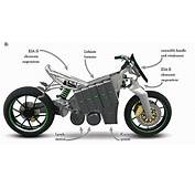 Kobra Electric Motorcycle Adapts To Rider Needs