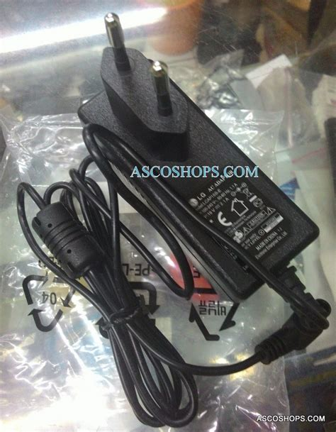 Adaptor Tv Lg 19v jual adaptor tv lcd led lg 19v 2 1a asco shop