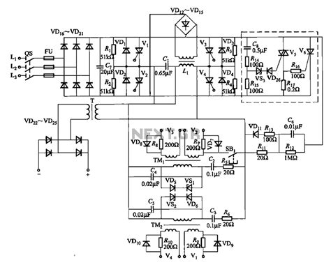 welding inverter schematic inverter welder schematic