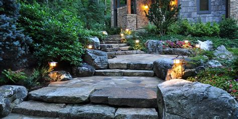 landscape lighting ideas walkways garden path walkway ideas landscaping network