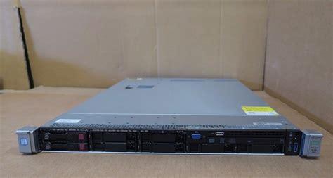 Hp Proliant Dl360 Gen9 32gb Dram 1 2tb Sas Hdd 2 5 new hp proliant dl360 g9 gen9 2 x intel xeon 14 e5 2697v3 32gb 1u server