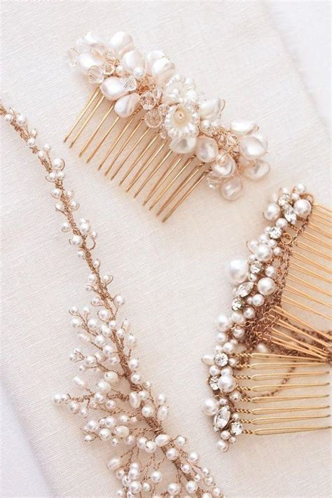 Handmade Bridal Hair Accessories - wedding theme percy handmade wedding accessories