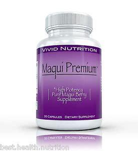 3z supplement maqui berry superfood supplement 500mg high orac