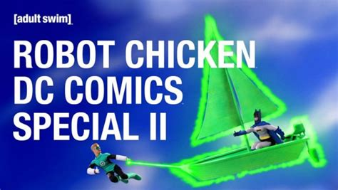 robot chicken dc comics special tv 2012 filmaffinity robot chicken dc comics special 2 villains in paradise