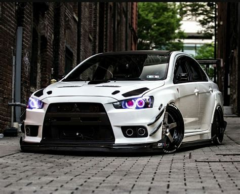 mitsubishi evolution 10 evo