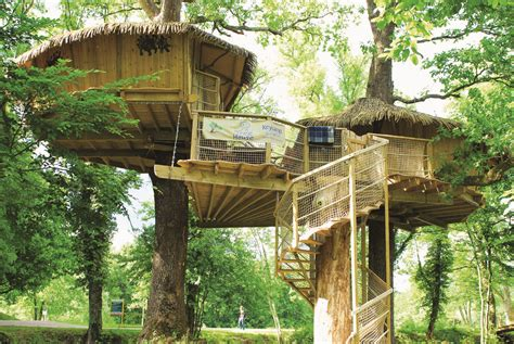 house trees tree top houses on pinterest tree houses treehouse and