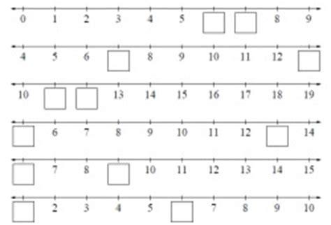 printable blank number line to 10 free printable math number lines worksheets edhelper com