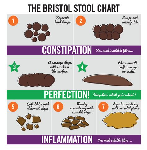 bowel movement color chart image result for bristol stool chart be healthy