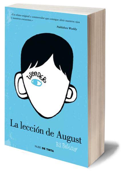 libro la leccion de august itzel recomienda la lecci 243 n de august 161 d 237 a del libro en balder