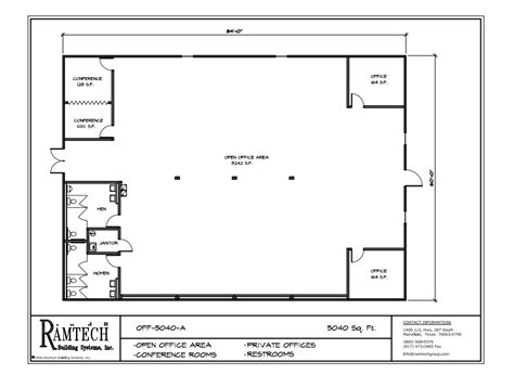 room floor plans ramtech relocatable and permanent modular building floor plans