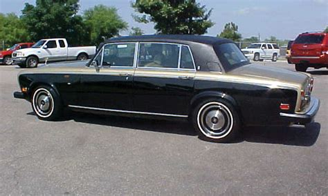 1980 Rolls Royce Silver Wraith Ii 1980 Rolls Royce Silver Wraith Ii 4 Door 23918