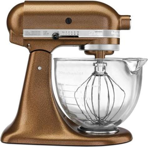 designer kitchen aid mixers kitchenaid artisan designer series stand mixer in antique