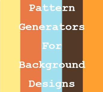background pattern generator upload image 10 background pattern generators blogolect