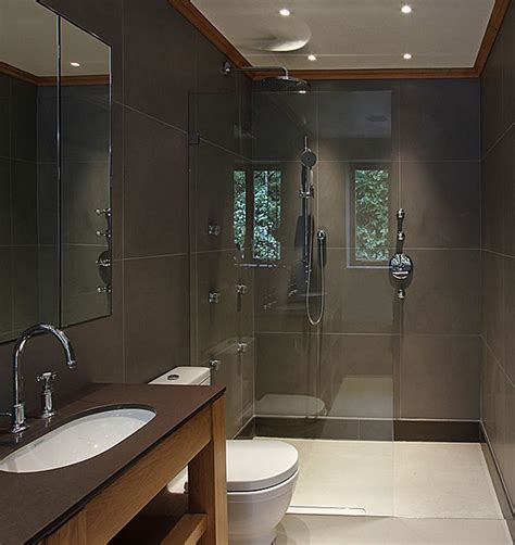 Glass Shower Panels For Bathrooms Frameless Fixed Panel Splash Panel Contemporary New York By Atm Mirror And Glass