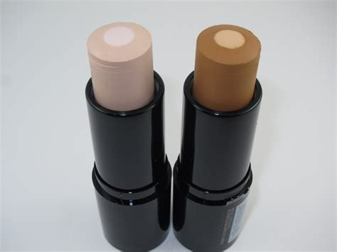 Maybelline Stick Contour maybelline fit me shine free stick foundation review