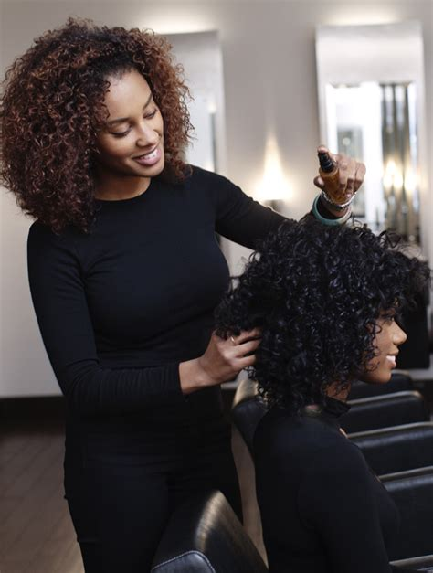 black curly salon in chicago our hair salons for all curl types ouidad