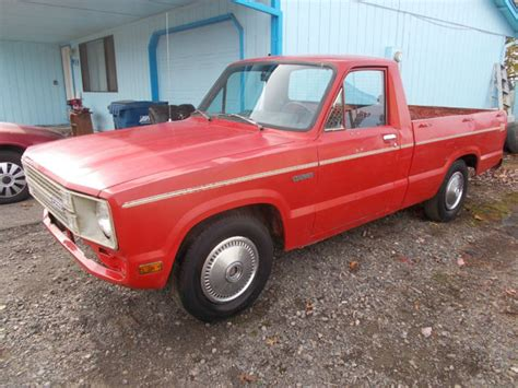 how it works cars 1989 ford courier spare parts catalogs 80 ford courier pickup project truck classic ford other pickups 1980 for sale