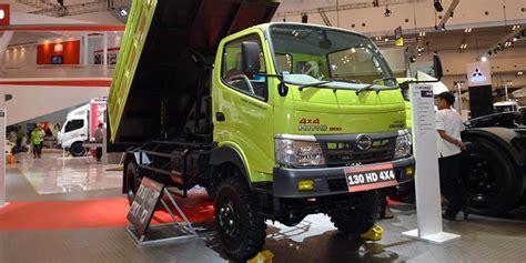 Hino Dutro 130 Hd 4x4 hino indonesia new dutro 130 hd 4x4