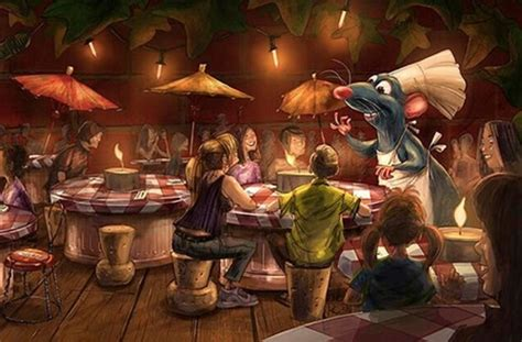 film disney village disneyland paris opening ratatouille land in july blogs