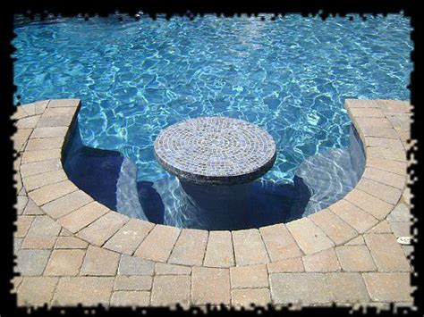 table for inside swimming pool 17 best ideas about swimming pools on outdoor