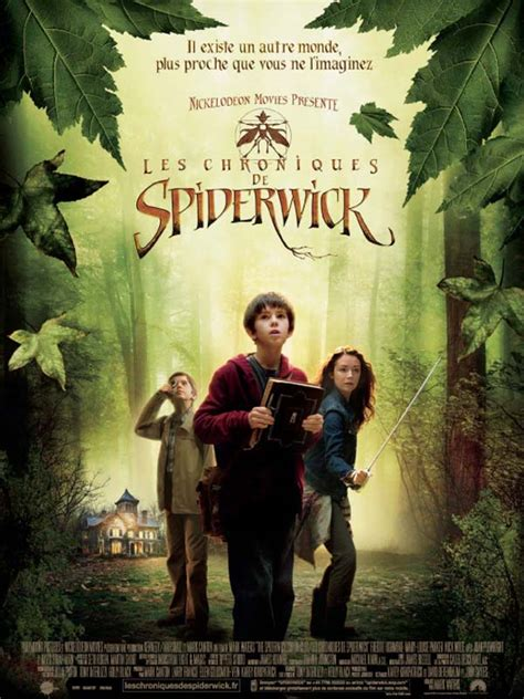 film fantasy fantastique les chroniques de spiderwick les films similaires allocin 233