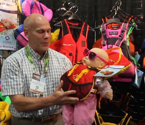 most comfortable infant life jacket video salus bijoux infant life jacket canoeroots
