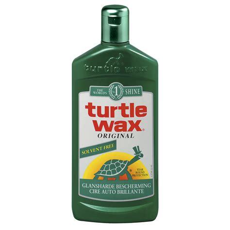 Turtle Wax turtle wax original vloeibare was beschermt autolak