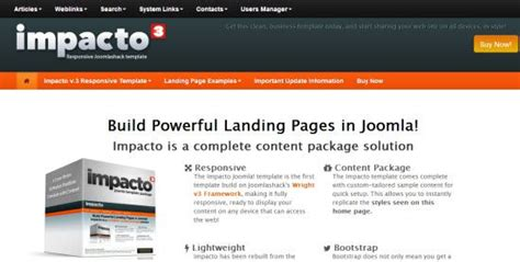 25 beautiful and responsive joomla templates codefear