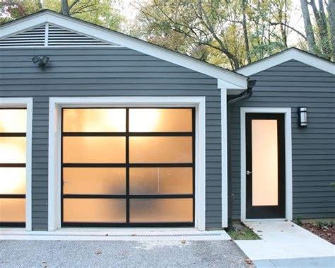 convert garrage door to windows garage conversion design windows new home ideas