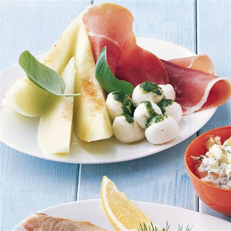 melone mit schinken anrichten melone mit schinken und mozzarella rezept k 252 cheng 246 tter