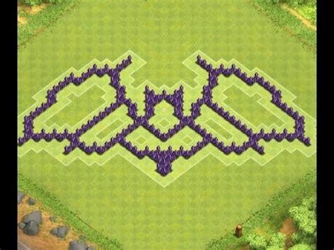coc th7 base in hd image funny th7 batman farming base i clash of clans