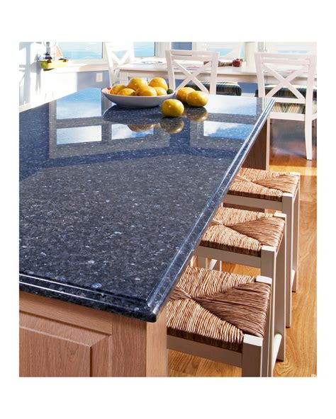Blue Countertop by Kitchens With Blue Countertops